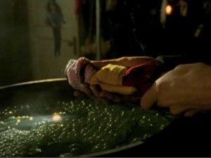 cauldron - buffy - the witch