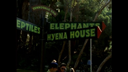 Sunnydale Zoo - The Pack - Buffy the Vampire Slayer