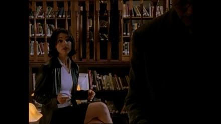 Jenny Calendar - Buffy the vampire slayer - I Robot You Jane