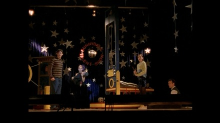 Sunnydale Talent Show Puppet Show Buffy